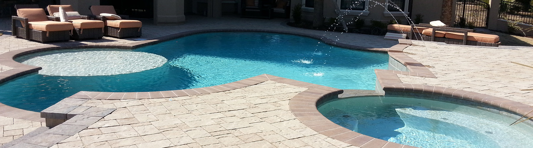 Myrtle Beach Custom Swimming Pools