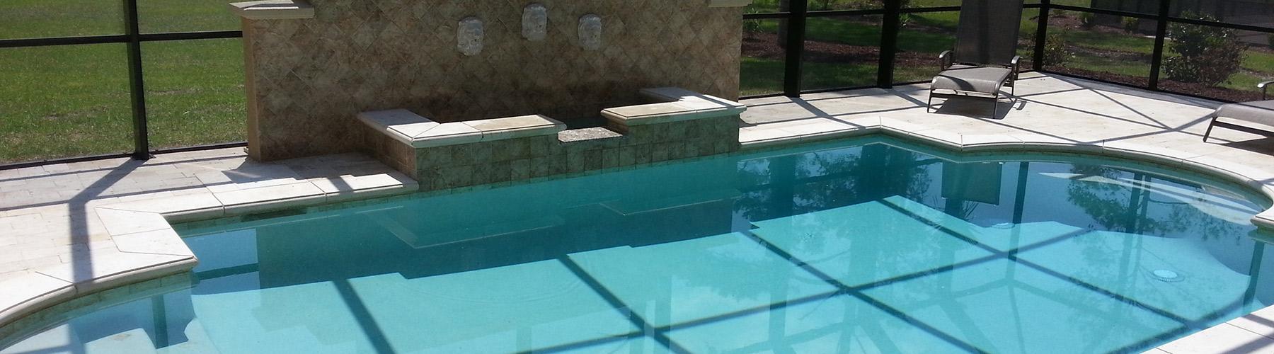Swimming Pool Customers